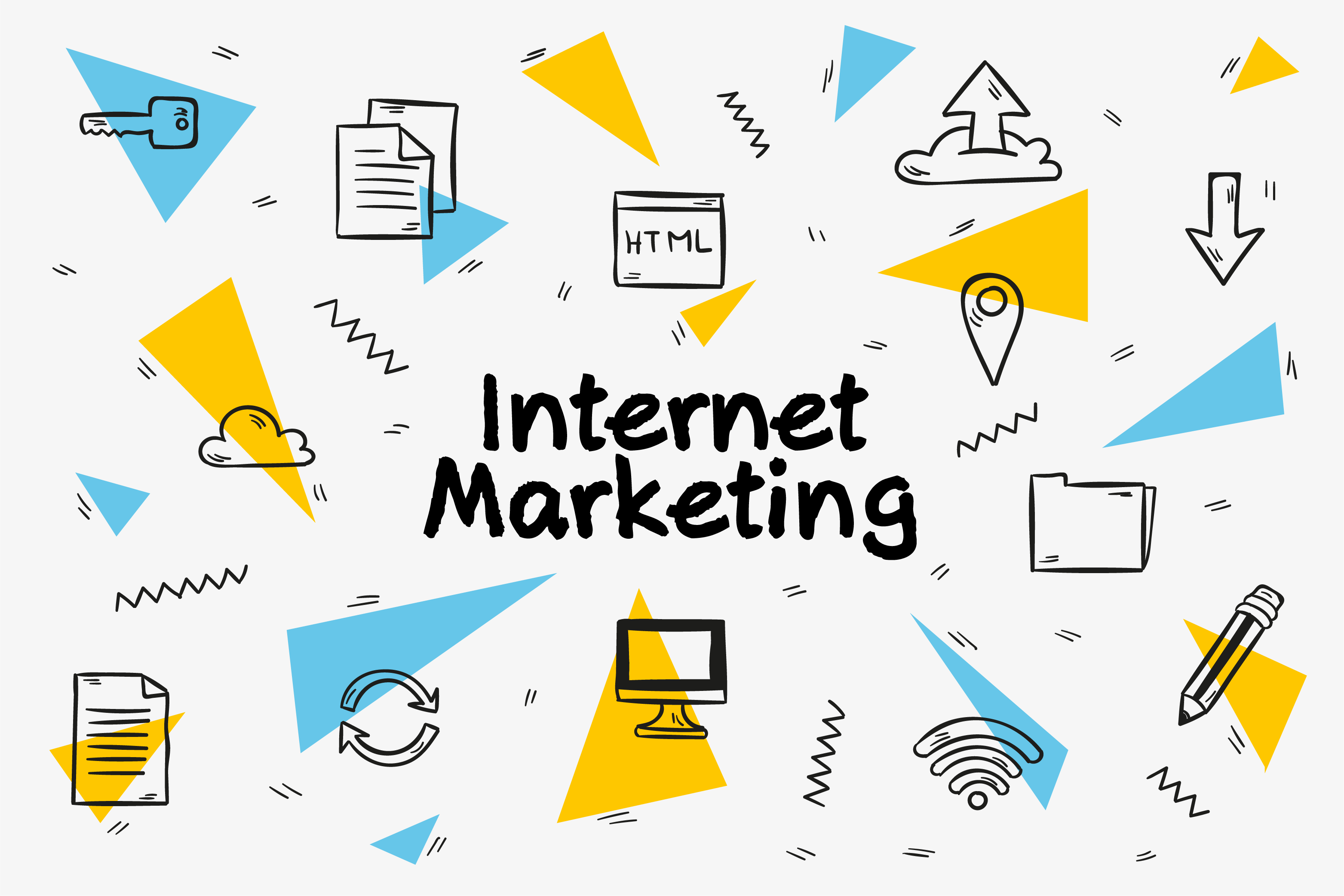 Catapult Your Business To The Next Level With Internet Marketing Diagram Blog