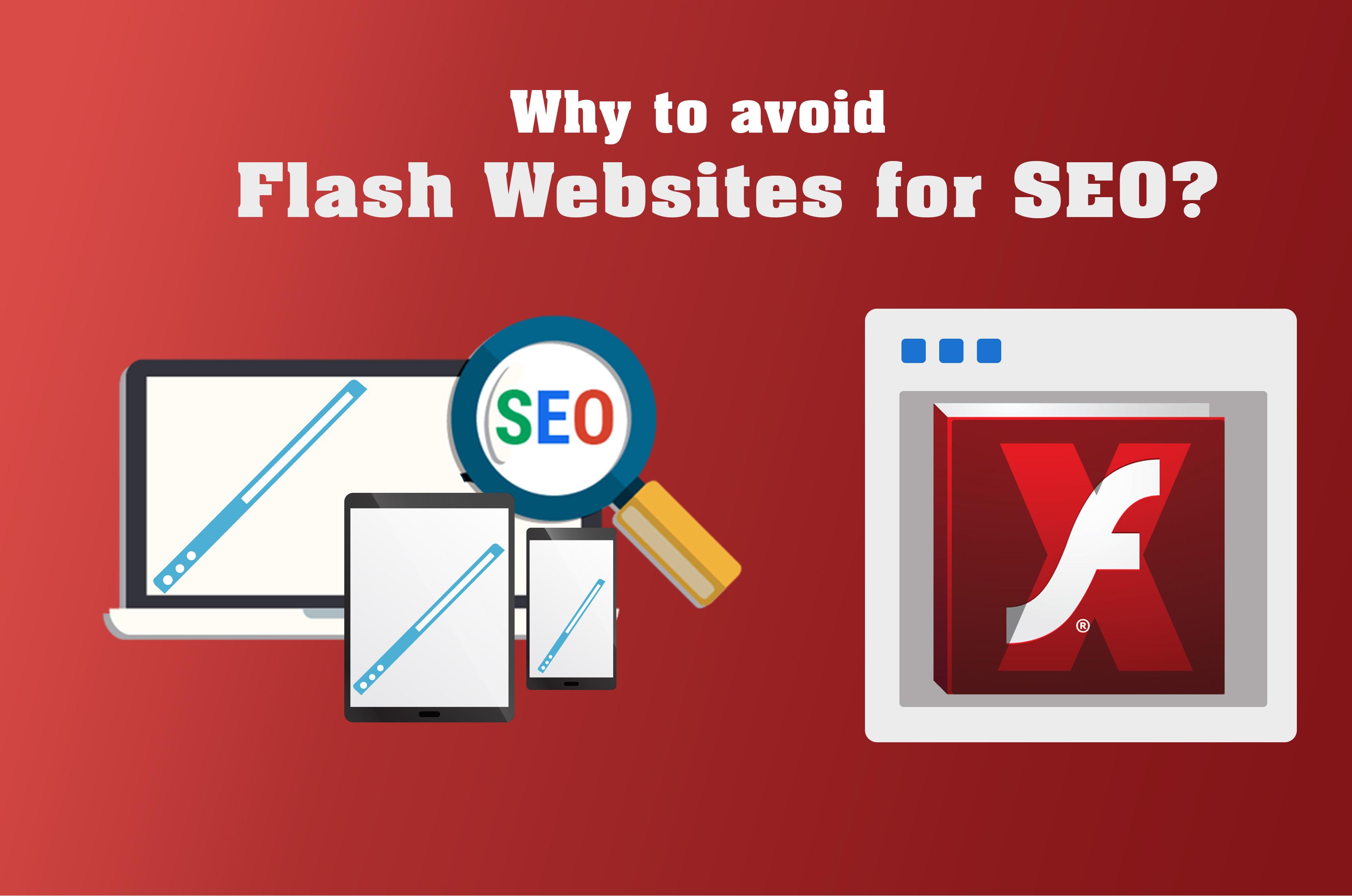Flash Websites for SEO