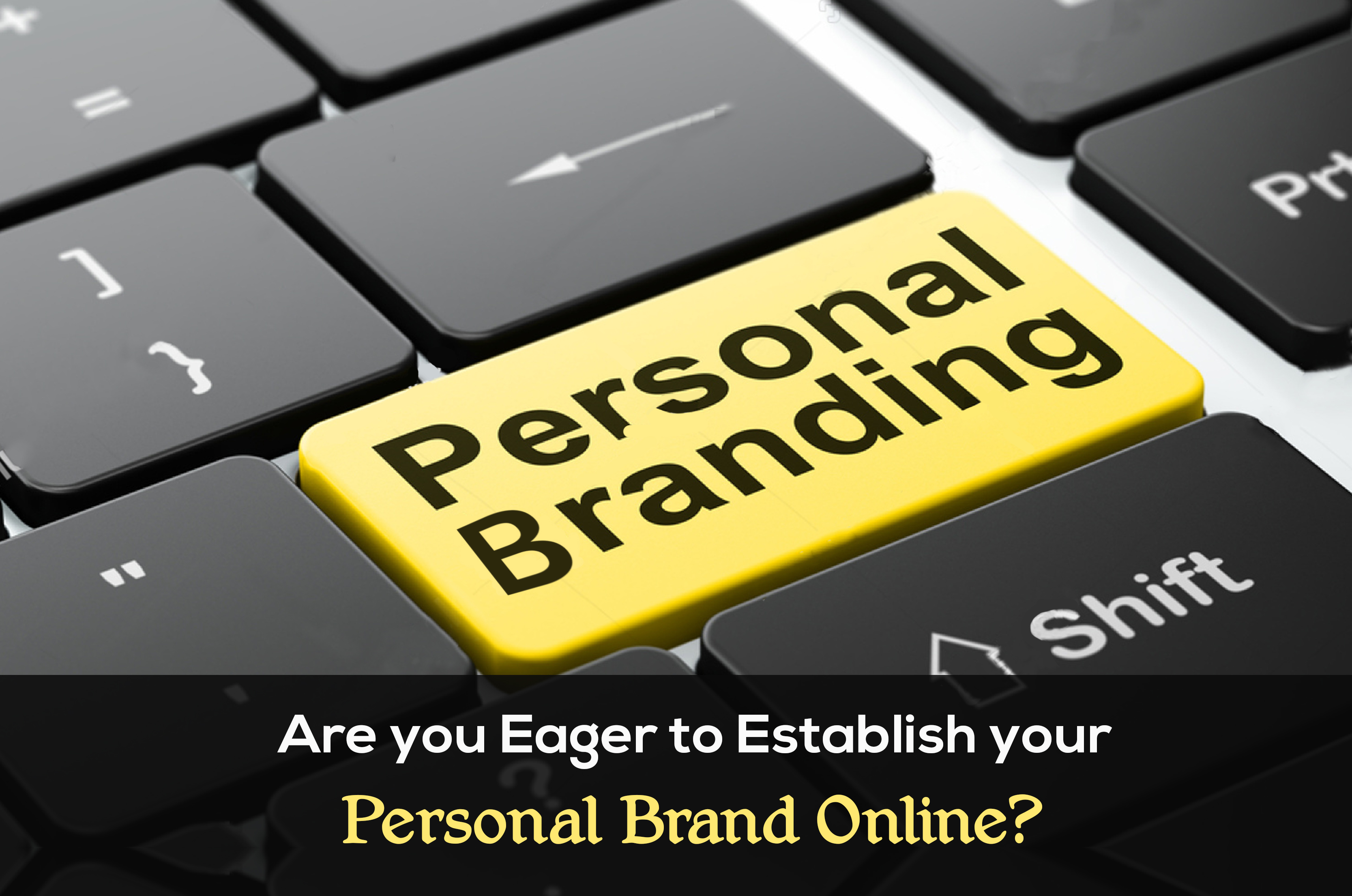 Personal Brand Online